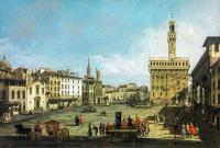 Piazza della Signoria'nın  Manzarası - SM-C-038