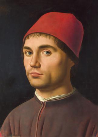 Portrait of a Man resim