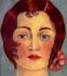 Portrait of a Woman in White k0