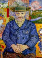 Portrait of Pere Tanguy - UR-C-105