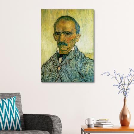 Portrait of Trabuc resim2
