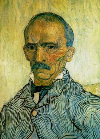 Portrait of Trabuc resim