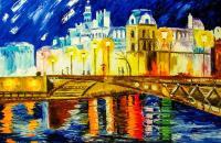 Renkli Şehir Manzarası - SM-C-116
