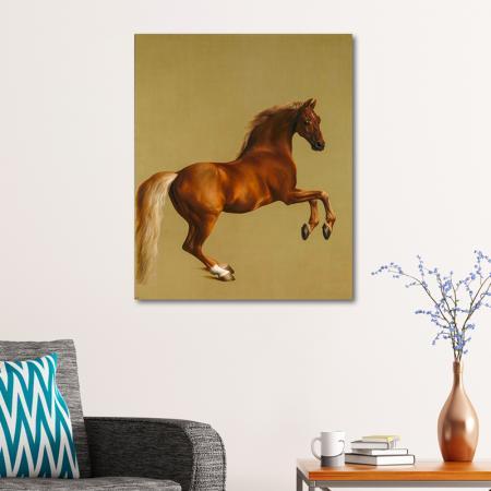 Şahlanan At resim2