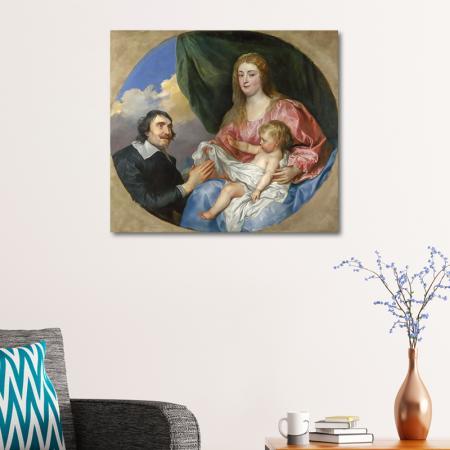 Scaglia adoring the Woman and Child resim2