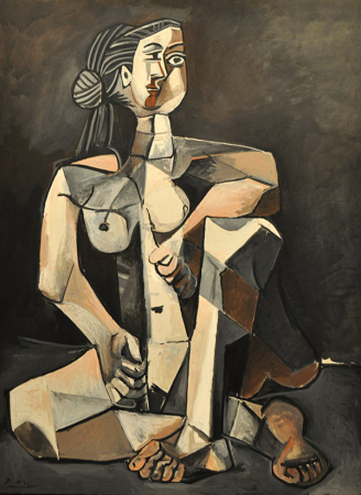 Seated Woman  0
