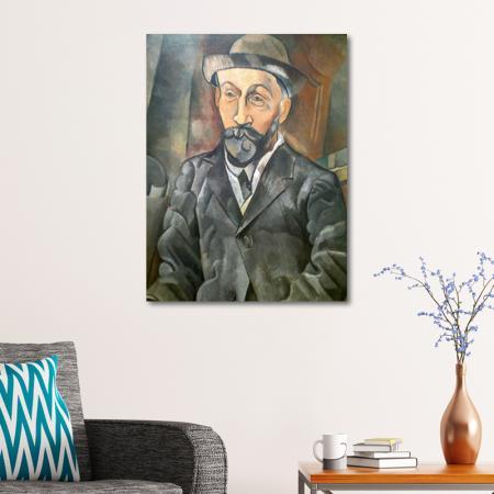 The art dealer Clovis Sagot resim2