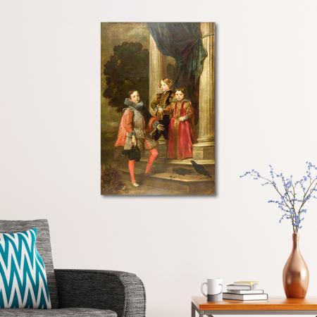 The Balbi Children resim2