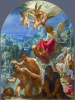 The Baptism of Christ - UR-C-007