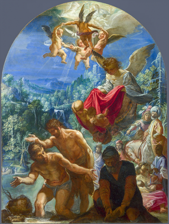 The Baptism of Christ 0