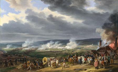 The Battle of Jemappes resim