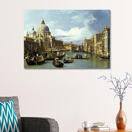 The Grand Canal Venice resim2