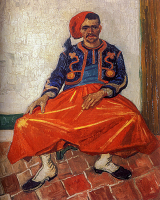 The Seated Zouave - UR-C-158