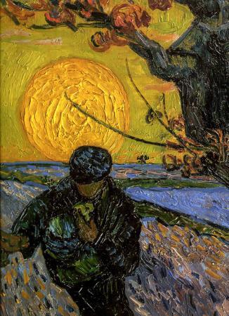 The Sower resim