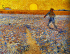 The Sower (Sower with Setting Sun) k0