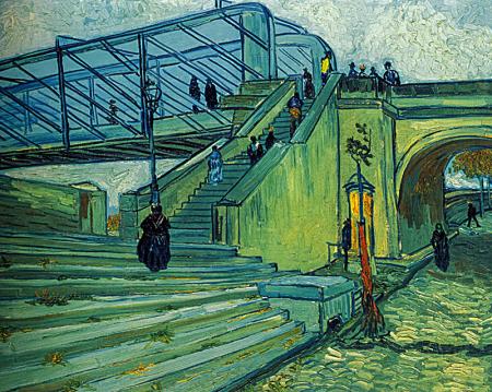 The Trinquetaille Bridge 0