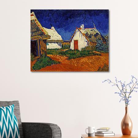 Three White Cottages in Saintes-Maries resim2