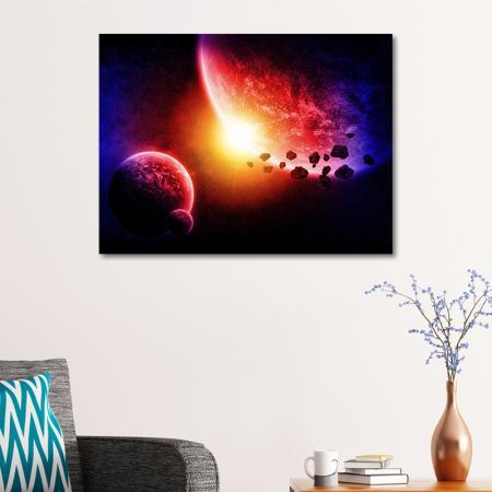 Uzay ve Asteroidlerde Planetler resim2