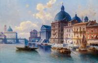 Venedik'teki Circle Kanalı - SM-C-059