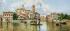 Venedik'teki Kanal k0