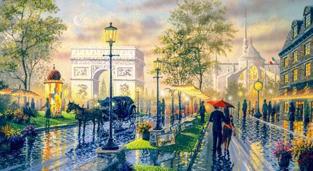 Vintage Paris resim