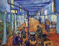 Ward in the Hospital at Arles - UR-C-186