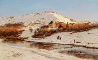 Winter Landscape - DM-C-038