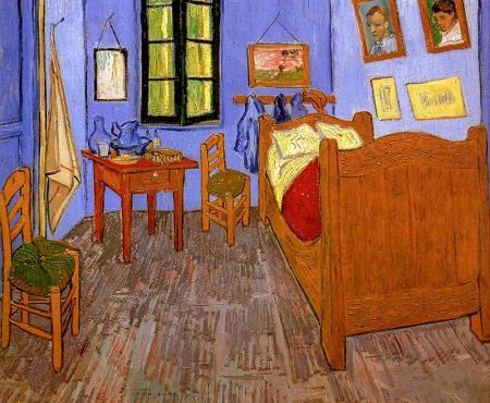 Yatak Odası - The Bedroom resim