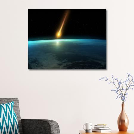 Yeryüzüne Düşen Göktaşı resim2