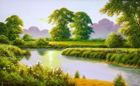 Yeşil Doğa resim
