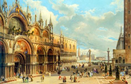 16. Yüzyılda Venedik resim