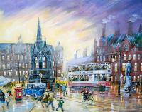 Albert Square Manchester - SM-C-198