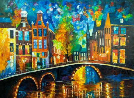 Amsterdam resim