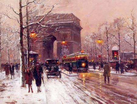 Arc de Triomphe resim