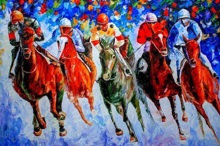 At Yarışı resim