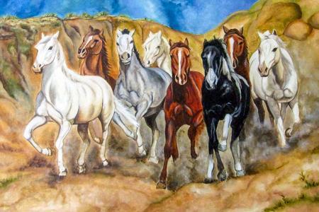 Atlar resim