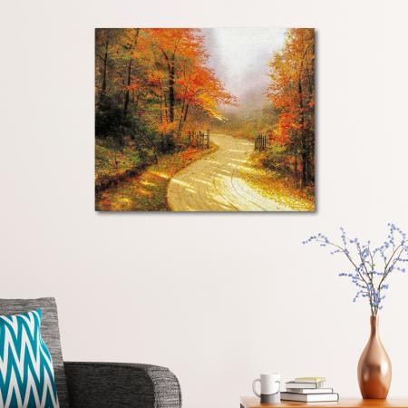 Autumn Lane resim2