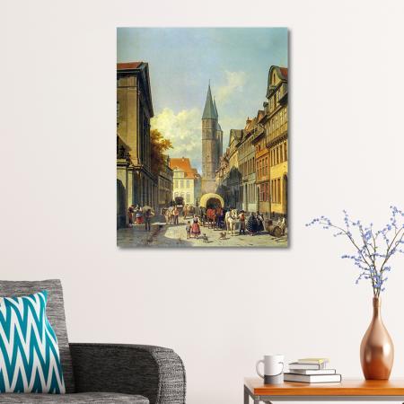 Carabain'da Eski Bakanlık ve Manzara resim2
