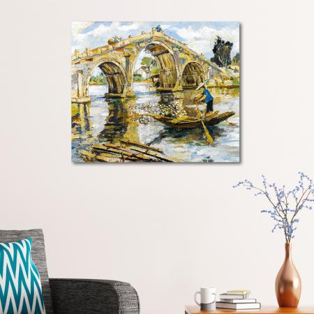 Derenin Üzerindeki Köprü resim2