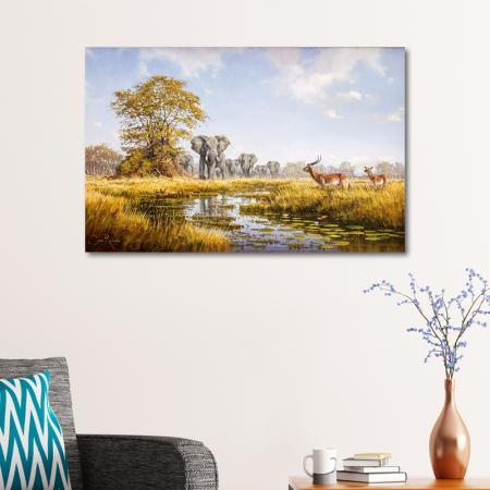 Filler ve Ceylanlar resim2