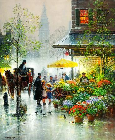 Flower Shop resim