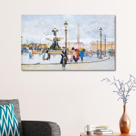 Fransa Concorde Meydanı resim2