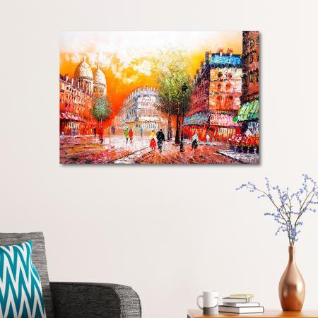 Güneşli Şehir Manzarası resim2