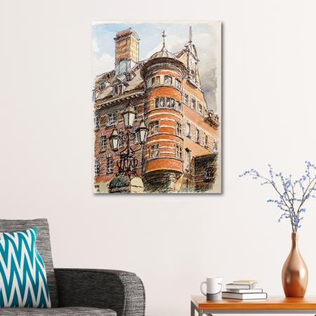 İskoçya Yard'ın eski binası resim2