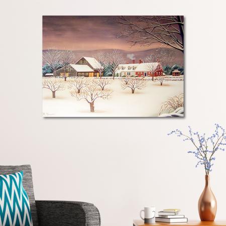Karlı Kış resim2