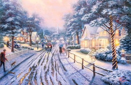 Karlı Yollar resim