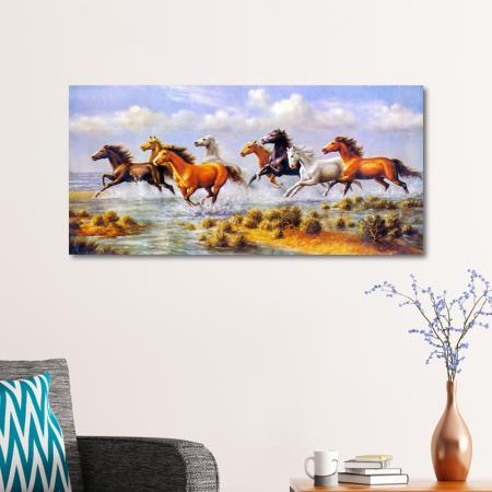 Koşan Atlar resim2