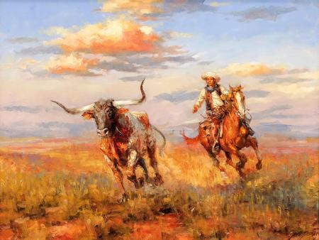 Kovboy resim