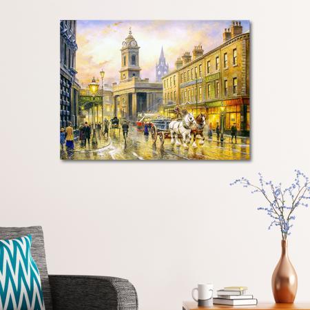 Manchester, Oxford Street resim2