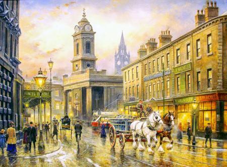 Manchester, Oxford Street resim
